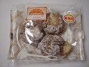 ローソン「スイートドーナツ クッキードーナツ 3個入り」